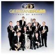 German Brass: Power Of Brass, CD