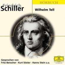 Schiller,Friedrich:Wilhelm Tell, 2 CDs
