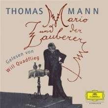 Mann,Thomas:Mario und der Zauberer, 2 CDs