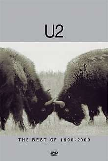 U2: The Best Of 1990 - 2000, DVD