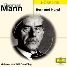 Mann,Thomas:Herr und Hund (Ausz.), CD