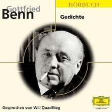 Benn,Gottfried:Gedichte, CD