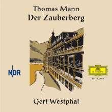 Mann,Thomas:Der Zauberberg, 15 CDs