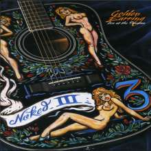Golden Earring (The Golden Earrings): Naked III, DVD