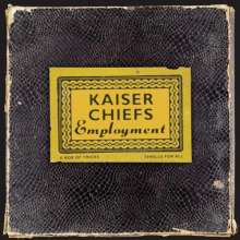 Kaiser Chiefs: Employment (11 Tracks), CD