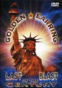 Golden Earring (The Golden Earrings): Last Blast Of The Century, DVD