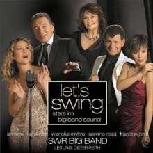 Let's Swing - Stars Im Big Band Sound, CD