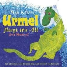 Urmel fliegt ins All - Das Musical, CD