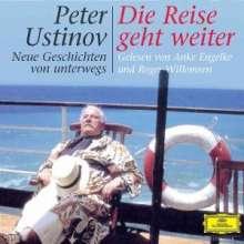 Ustinov,Peter:Die Reise geht weiter, 2 CDs
