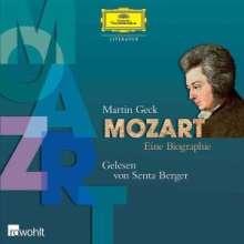 Geck,Martin:Mozart - Eine Biografie, 3 CDs