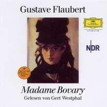 Flaubert,Gustave:Madame Bovary, 11 CDs