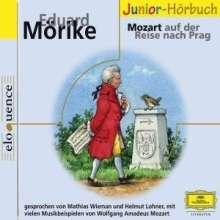 Mörike,Eduard:Mozart auf der Reise nach Prag, CD