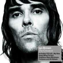 Ian Brown: The Greatest, CD