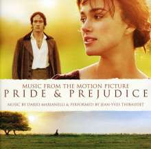 Dario Marianelli (geb. 1963): Filmmusik: Pride & Prejudice - O.S, CD
