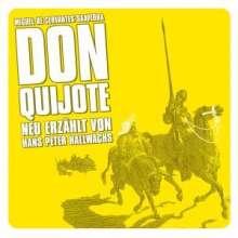 Große Geschichten - neu erzählt:Don Quijote, CD
