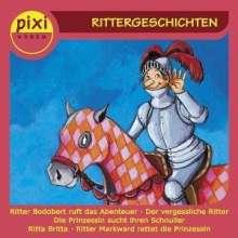 Pixi - Rittergeschichten, CD