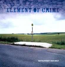Element Of Crime: Mittelpunkt der Welt, LP