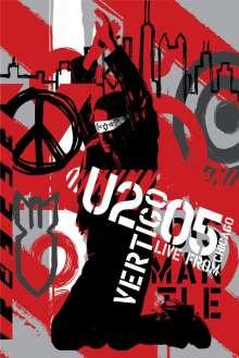 U2: Vertigo: Live From Chicago, 9./10.5.2005, DVD