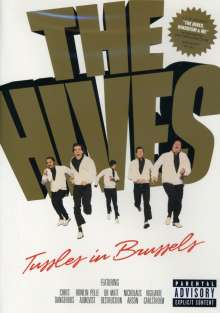 The Hives: Tussles In Brussels, DVD