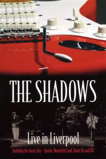 The Shadows: Live In Liverpool, DVD