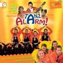 Ki.Ka-Tanzalarm 2, CD