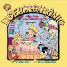 Hedwig Munck:Der Kleine König - Großes Geburtstags-Special, CD