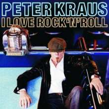 Peter Kraus: I Love Rock'n'Roll, CD