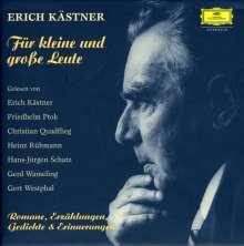 Die große Erich Kästner Hörbuch-Box, 25 CDs