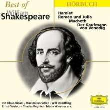 Shakespeare,William - Best of, CD