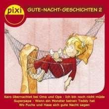 Pixi - Gute-Nacht-Geschichten 2, CD