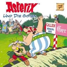 7: Asterix und die Goten, CD