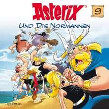 19: Asterix und die Normannen, CD
