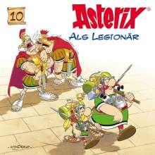10: Asterix als Legionär, CD