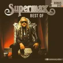 Supermax: Best Of Supermax: 30th Anniversary Edition, CD