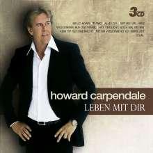 Howard Carpendale: Leben mit dir, 3 CDs
