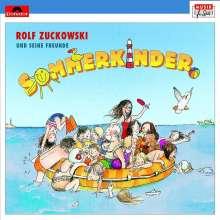 Rolf Zuckowski & seine Freunde - Sommerkinder, CD