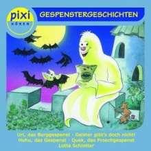 Pixi - Gespenstergeschichten, CD