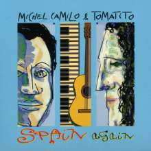 Michel Camilo & Tomatito: Spain Again -Ltd-, CD