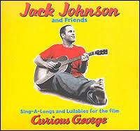 Jack Johnson: Filmmusik: Sing-A-Longs And Lullabies For The Film Curious George, CD