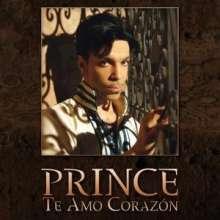 Prince: Te Amo Corazon, Maxi-CD