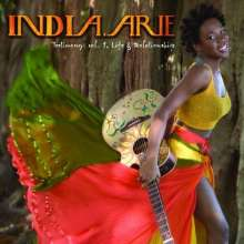 India. Arie: Testimony: Vol.1, Life & Relationship, CD