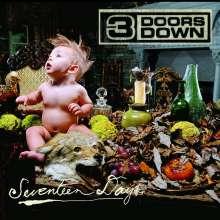3 Doors Down: Seventeen Days, CD
