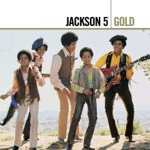The Jacksons (aka Jackson 5): Gold (Rmst), 2 CDs
