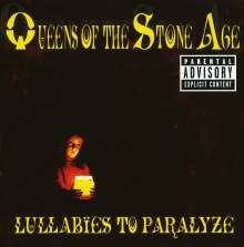 Queens Of The Stone Age: Lullabies To Paralyze (Parenta, CD