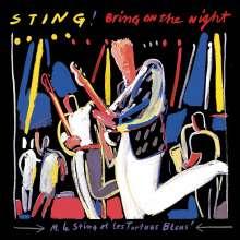 Sting (geb. 1951): Bring On The Night: Live, 2 CDs