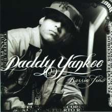 Daddy Yankee: Barrio Fino, CD
