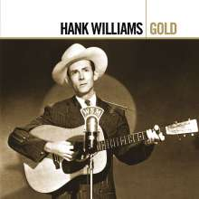Hank Williams: Gold, 2 CDs