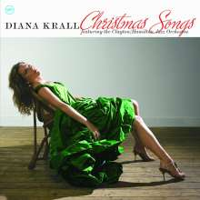 Diana Krall (geb. 1964): Christmas Songs, CD