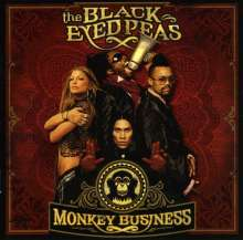 The Black Eyed Peas: Monkey Business, CD