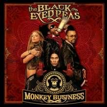 The Black Eyed Peas: Monkey Business, CD